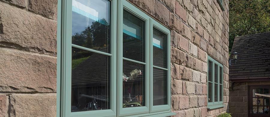 Spartan Traditional Windows