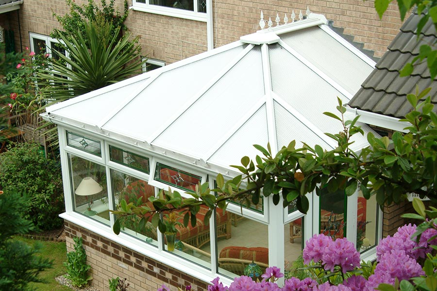 Conservatory Finishing Touches