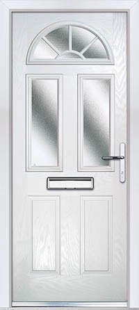 Standard Foam Filled Doors, Design Window Systems